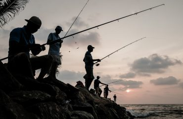 Rod And Reel Fishing Vietnam