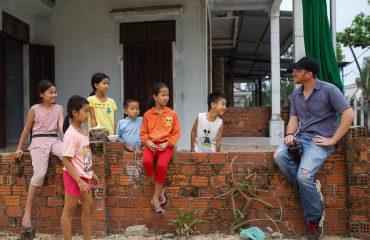 etienne bossot shooting in hoi an vietnam