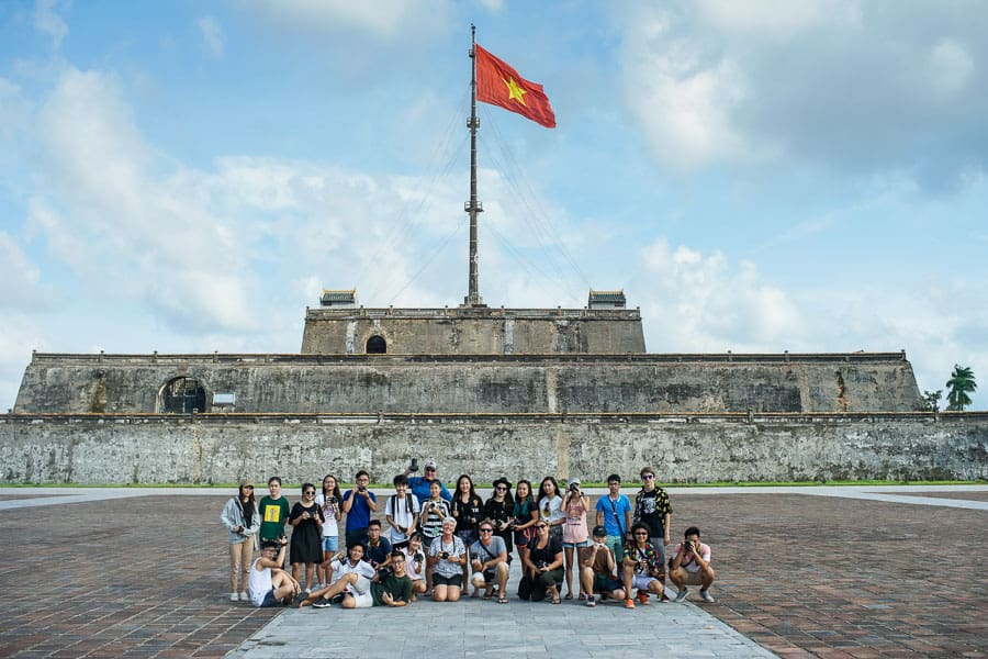 Hoi An photo tour offers group photography workshops in central Vietnam