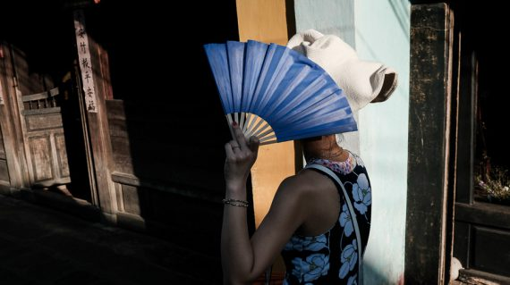 Street photography in Hoi An