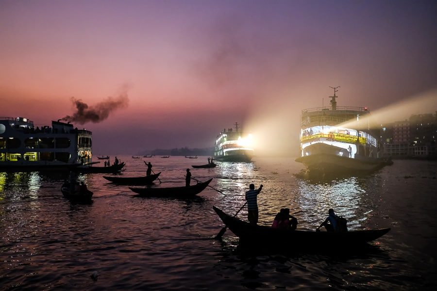 Illustrating our photography tour in Bangladesh