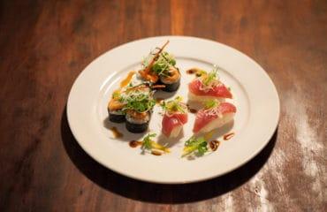 Sushi and Sashimi in Hoi An