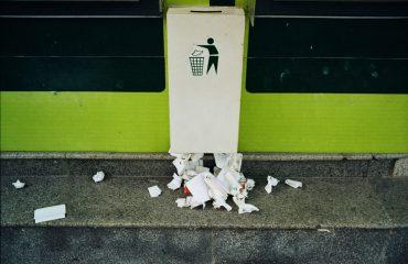 Skinny Siddhartha - Waste Bin