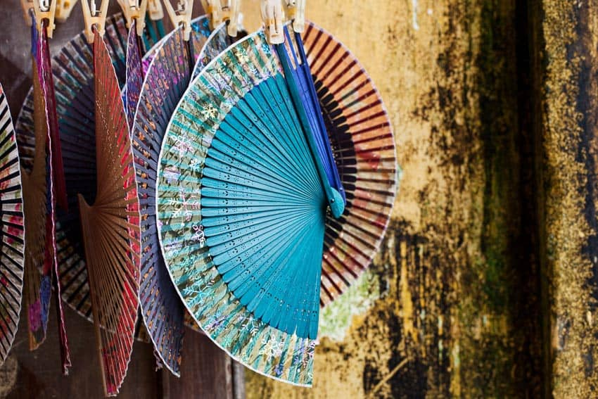 See The Markets Differently Fans Hung For Sale Photographed As Art