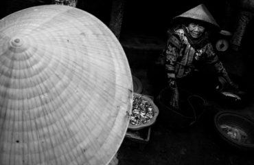 market life in Vietnam